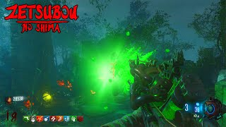 "BLACK OPS 3 ZOMBIES ""ZETSUBOU NO SHIMA"" FULL GAMEPLAY WALKTHROUGH (BLACK OPS 3 ZOMBIES DLC)"