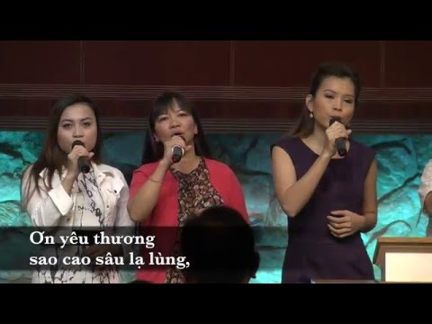 Sometimes Alleluia.  Ban Thờ Phượng. HT Tin Lành Orange
