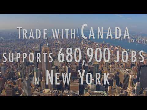 Canada & New York Trade 76 Seconds