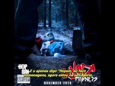 Hopsin - The Fiends Are Knocking [Legendado]