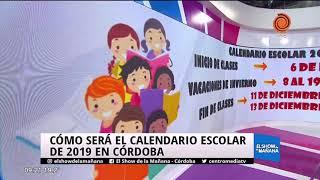 Así será el Calendario Escolar 2019