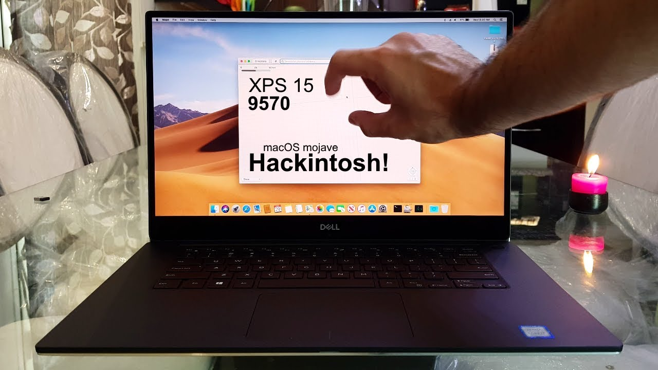 XPS 15 9570 Hackintosh! | The Touch MacBook Pro