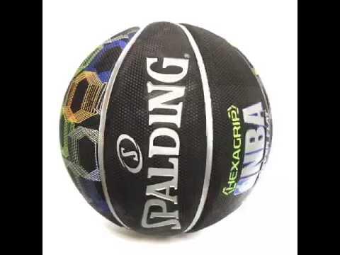 Spalding never flat basketball