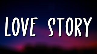 Taylor Swift - Love Story (Lyrics) (Cover By Eltasya Natasha ft. Indah Aqila)