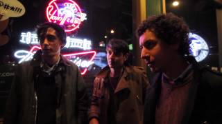 Indie Italy interviews Brothers In Law in NYC