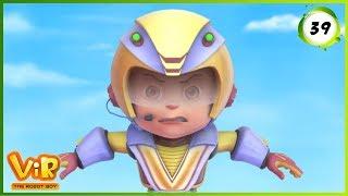 Vir: The Robot Boy | Merry Christmas Fursatganj Part - 2 | Action Show for Kids | 3D cartoons