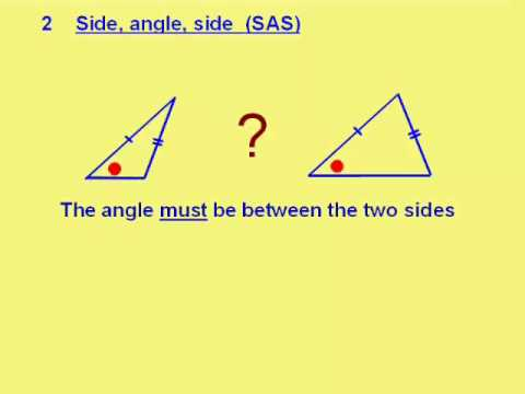 congruent triangles test 3 series 2