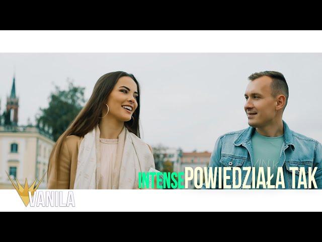 INTENSE - Powiedziała Tak (Oficjalny teledysk) NOWOŚĆ DISCO POLO 2020