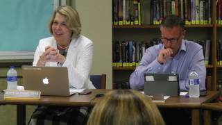 District 96 Board of Education Meeting 07-19-17