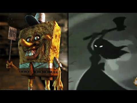 Top 15 Incredibly Creepy Moments in Kids Cartoons