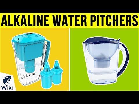 8 Best Alkaline Water Pitchers 2019