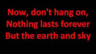 Scorpions - Dust in the Wind (Lyrics)
