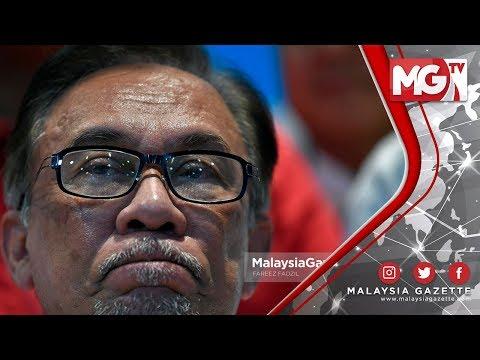 TERKINI :  Anwar Ibrahim Buat Pengakuan Untuk PRK Rantau!