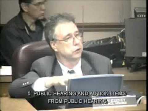 League City Council Meeting for April 24, 2007