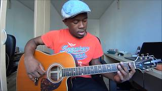 african queen 2face how to play? african guitar lessons