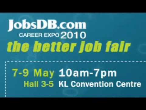 JobsDB.com Career Expo 2010 - The Better Job Fair