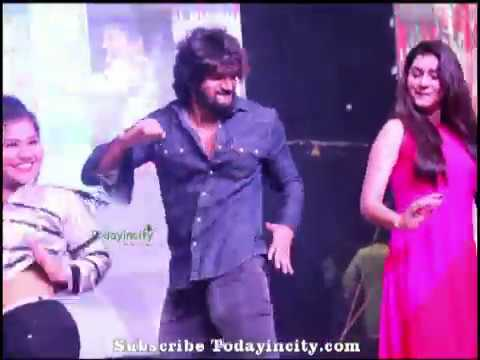 RX 100 Hero Karthikeya Amazing Dance In Vizag RX100 Success Meet