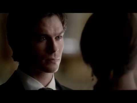Damon and Elena - Animals