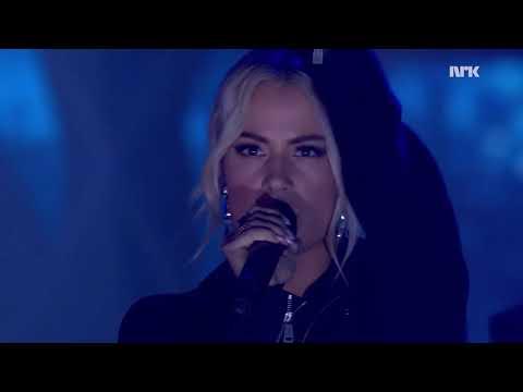 4K-Alan Walker live Norwegian Grammy Awards(25/2/2018)