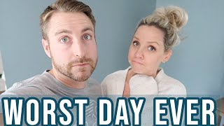 THE WORST DAY EVER // DITL OF A FAMILY OF 5 // BEASTON FAMILY VIBES