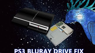 Remarry PlayStation 3 Logicboard and BluRay Drive - New Age Soldier Tutorial