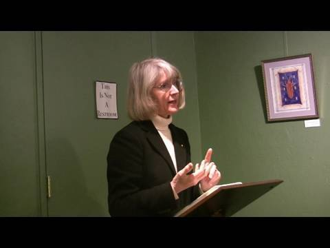 Genie Scott at the Bone Room, Part II: evolution v. creationism