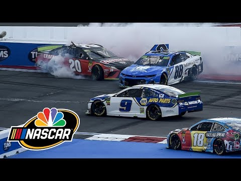 NASCAR Cup Series Bank Of America ROVAL 400 | EXTENDED HIGHLIGHTS | 9/29/19 | Motorsports On NBC