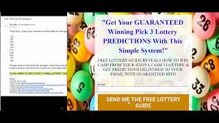 Ga Lottery Post Winning Numbers - YT