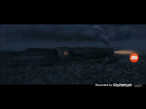 The Polar Express clip: Hold on tightly