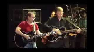 Simon & Garfunkel with Everly Brothers - Bye Bye Love (New York 2003)