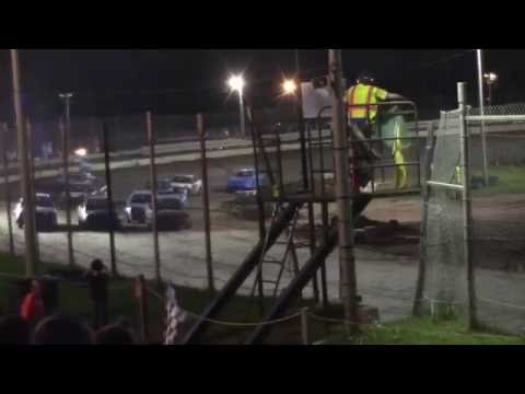 Thunderbird Raceway Warrior Feature 8/13/16