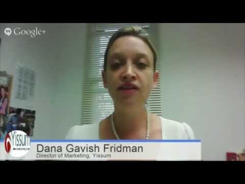 Startup Nation Week - Dana Gavish-Fridman - Yissum