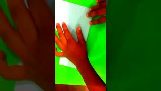 How to make ninja star with paper