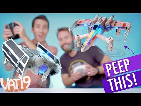 Peep This: Star Wars Battling Drones | Ep. #20