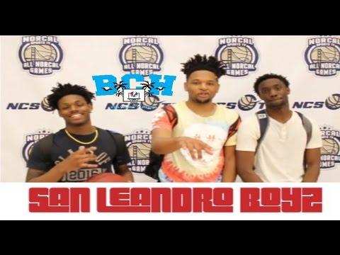 SAN LEANDRO BOYZ | NorCal Sports TV Showcase Highlights