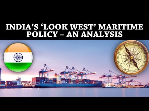"""Documentary - India's """"Look West"""" Maritime Policy!"""