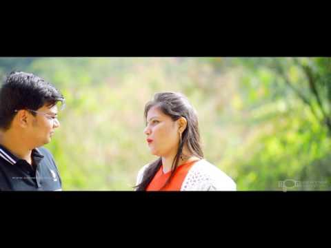 INDIAN HINDU POST WEDDDING SHOOT *#* SHREENATH + PRACHI *#*