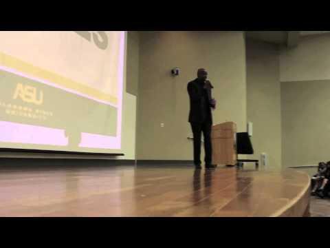 Ron Johnson's Alabama State Founder's Day Keynote