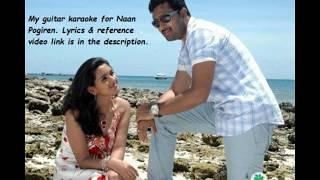 Naan Pogiren Mele Mele Naanayam 2010 - Guitar Karaoke Only Guitar Covers.mp3
