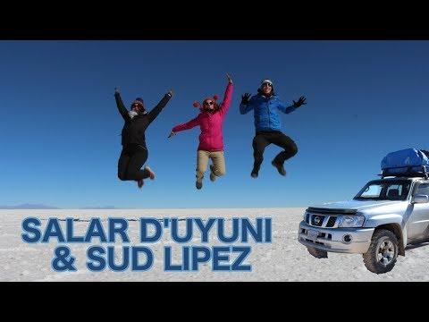 Une Sacrée Aventure 😀 ! | SUD LIPEZ & SALAR D'UYUNI 🇧🇴 [Vlog#98]