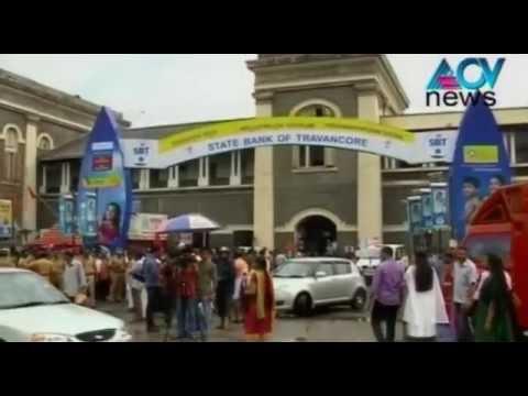 Hartal Only Partial In Thiruvananthapuram