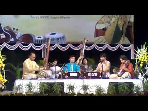 Anirban Das & Diptam Sinha Biswas (Duet Thumri Khamaj)