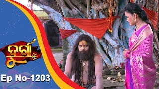 Durga  Full Ep 1203  16th Oct 2018  Odia Serial   TarangTV