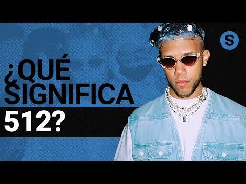 Qué significa 512 en la letra de canciones de reggaetón, trap y hip hop | Slang