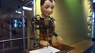 CBS Sunday Morning - Lost art of Automatons alive again