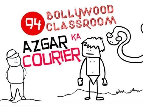 Bollywood Classroom | Episode94 | Azgar Ka Courier
