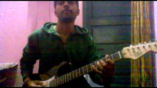 Chand sifarish (guitar) by Soumya Ranjan Pradhan (Rinku)