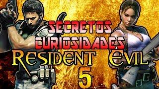 SECRETOS Y CURIOSIDADES DE RESIDENT EVIL 5 - MaxiLunaPMY