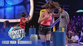 Bottoms Up | Minute To Win It - Last Duo Standing
