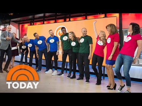 TODAY Health Challenge Coaches: Bob Harper, Joy Bauer, Joe Holder, More | #startTODAY | TODAY